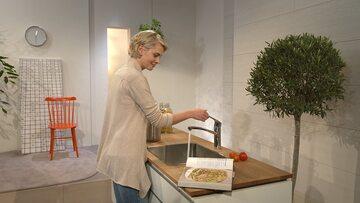 Grifo de cocina Hansgrohe focus 31806000