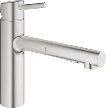 Grohe Concetto caño medio extrible Ref. 30273DC1